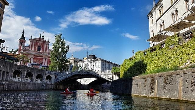 Séjour culturel en Slovénie