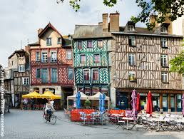Cultural stay and internship in France, Rennes