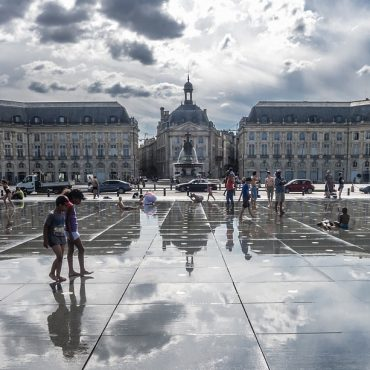 cultural stay and internship in France, Bordeaux