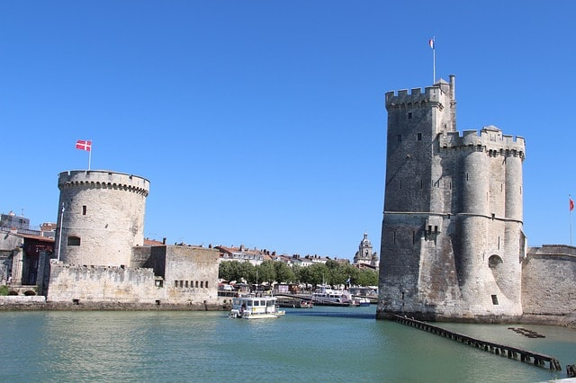 Cultural stay and internship in France, La Rochelle